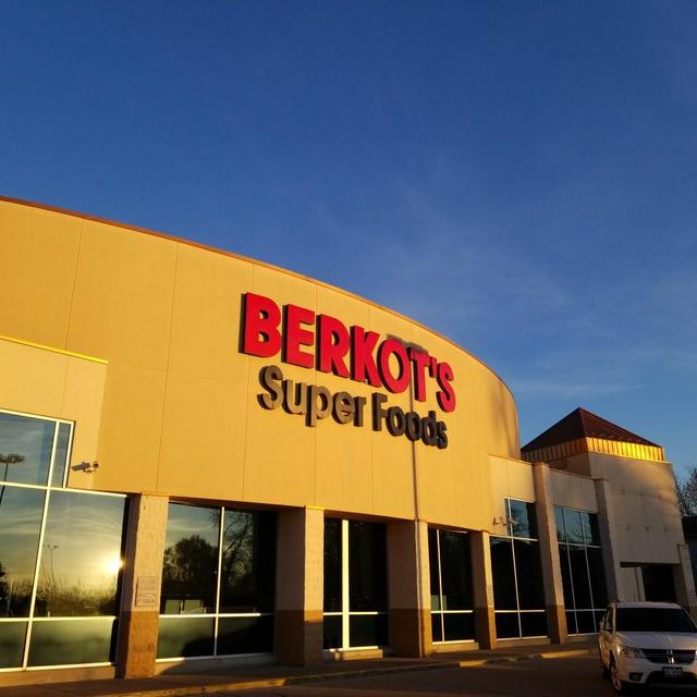 Berkot's Super Foods, Lockport, IL logo