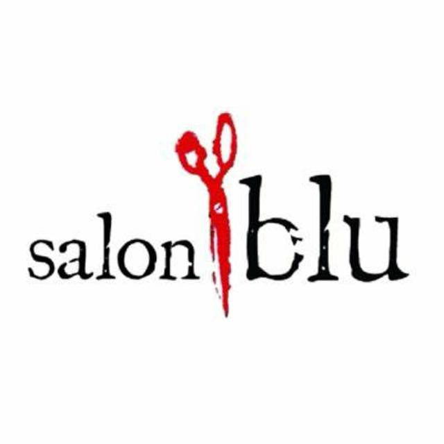 Salon Blu & Brazilian Blowout Bar, San Jose, CA logo