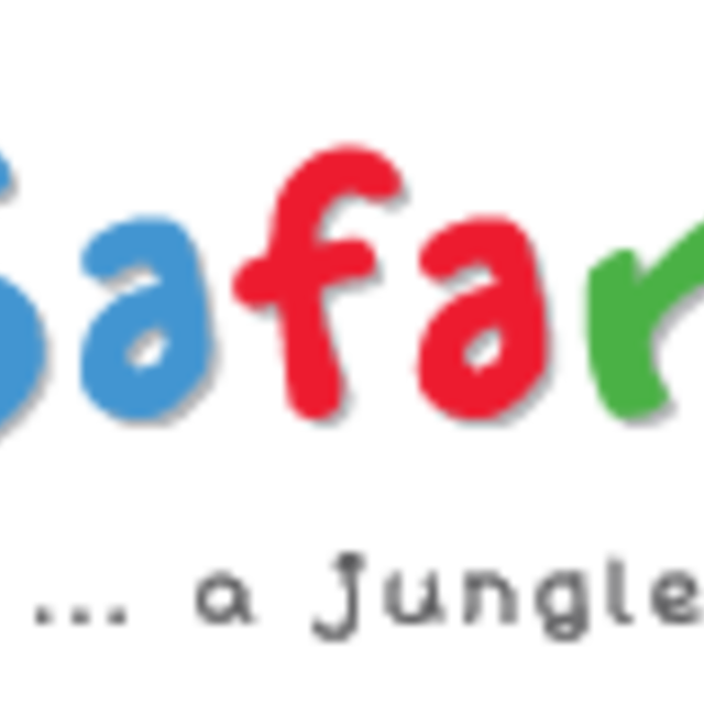 Safari Kid, Hayward, CA logo
