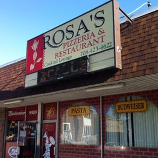 Rosa's Pizza & Italian Restaurant, Chicago Ridge, IL - Localwise business profile picture