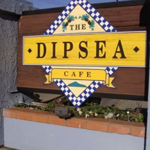 Dipsea Cafe, Mill Valley, CA logo