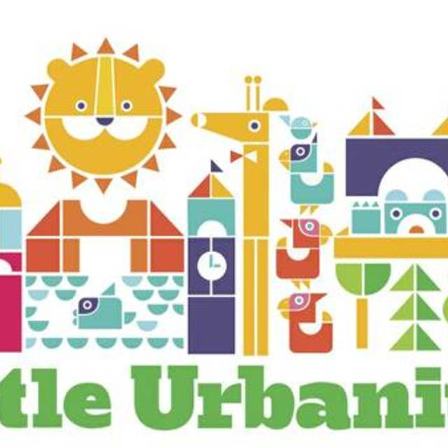Little Urbanites Preschool, San Francisco, CA logo