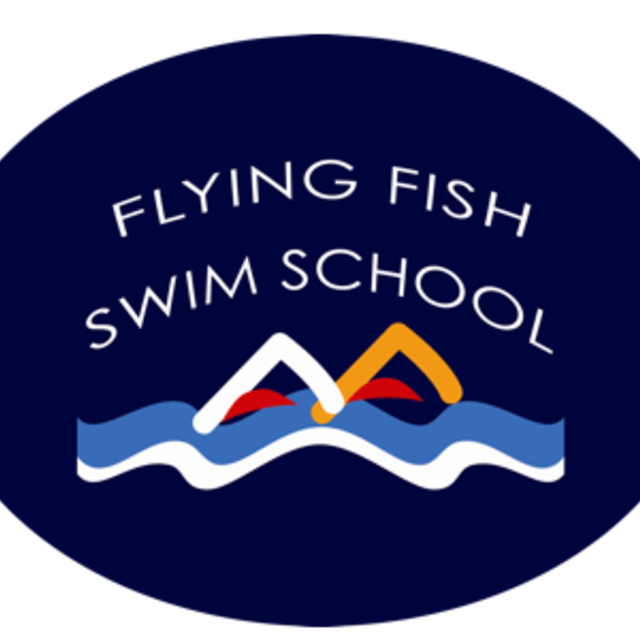 Flying Fish Swimming School, Mountain View, CA logo