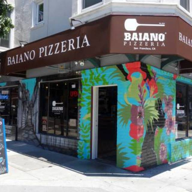 Baiano Pizzeria, San Francisco, CA - Localwise business profile picture