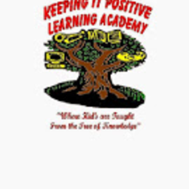 Keeping It Positive Learning Academy, Austell, GA logo