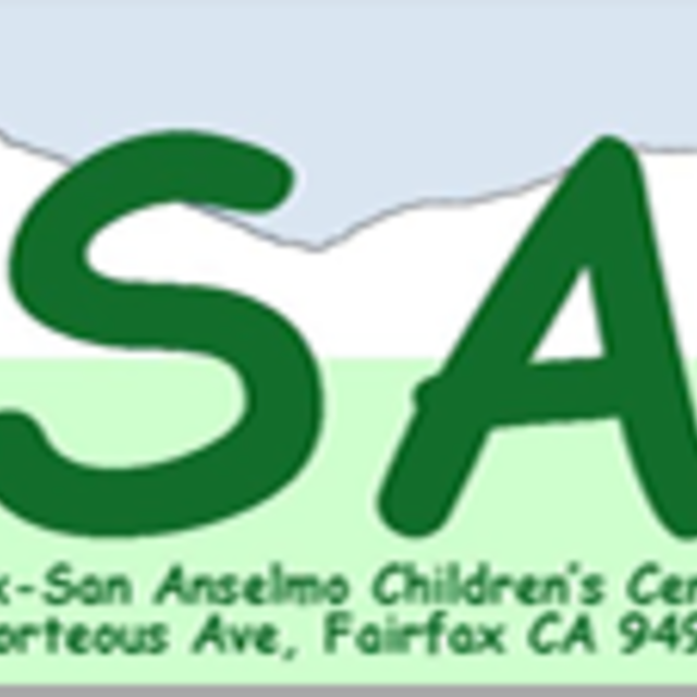 Fairfax-San Anselmo Children's Center, Fairfax, CA logo