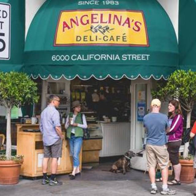 Angelina's Cafe, San Francisco, CA - Localwise business profile picture
