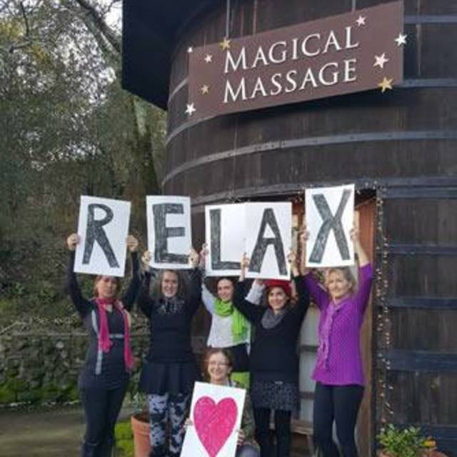 Magical Massage, Glen Ellen, CA logo