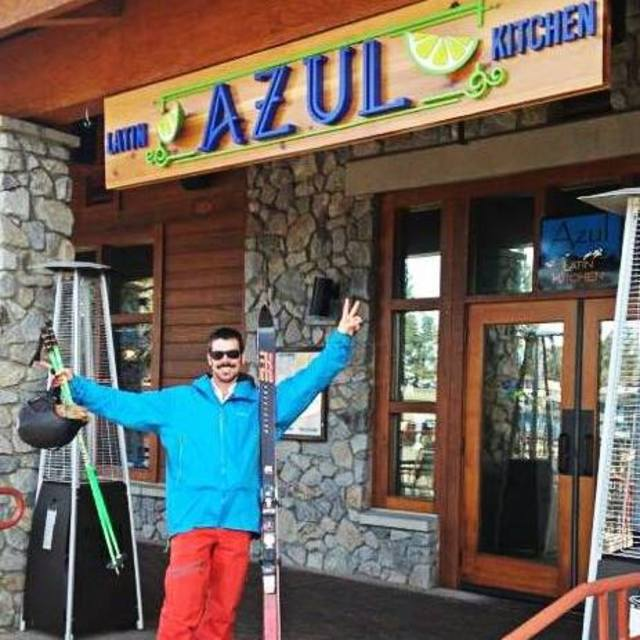 Azul-Latin Kitchen, South Lake Tahoe, CA logo