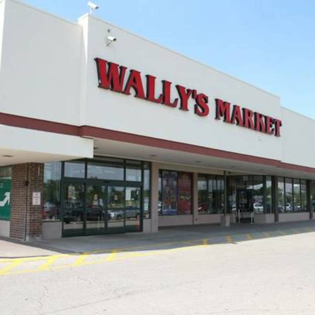 Wally's Markets, Mt. Prospect, IL logo