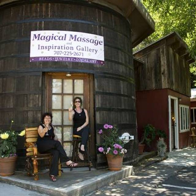 Magical Massage & Inspiration Gallery, Glen Ellen, CA - Localwise business profile picture