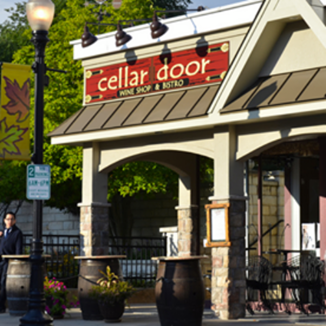 Cellar Door, Downers Grove, IL logo