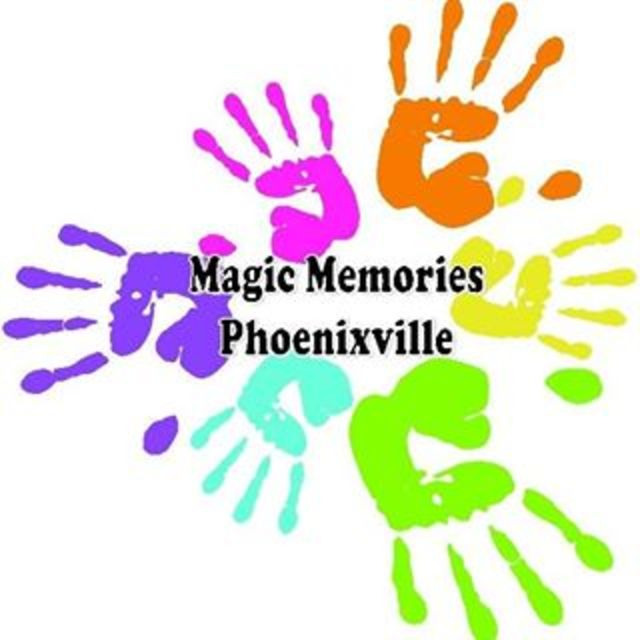 Magic Memories, Phoenixville, PA logo