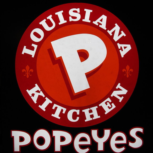 Popeyes Louisiana Kitchen, San Jose, Ca logo