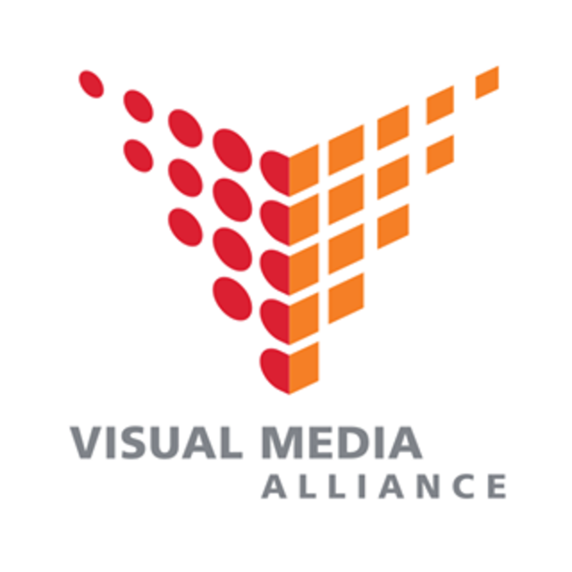 Visual Media Alliance, San Francisco, CA logo