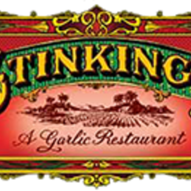 The Stinking Rose, San Francisco, CA logo