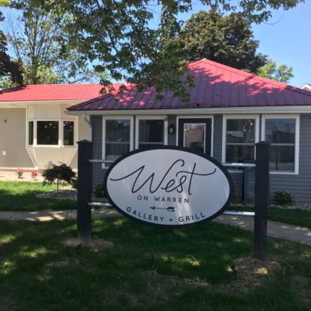 West on Warren Gallery + Grill, Middlebury, IN - Localwise business profile picture