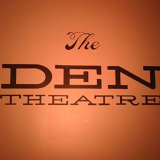 The Den Theatre, Chicago, IL logo