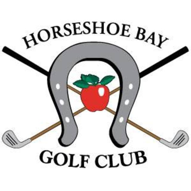 Horseshoe Bay Golf Club, Egg Harbor, WI logo