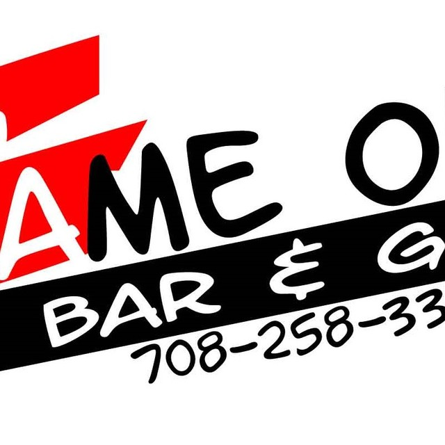 Game On! Bar & Grill, Peotone, IL logo