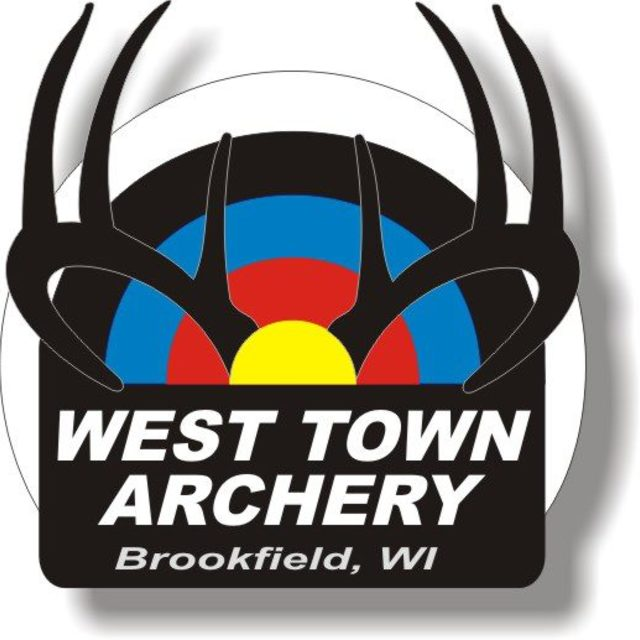 West Town Archery, Brookfield, WI logo