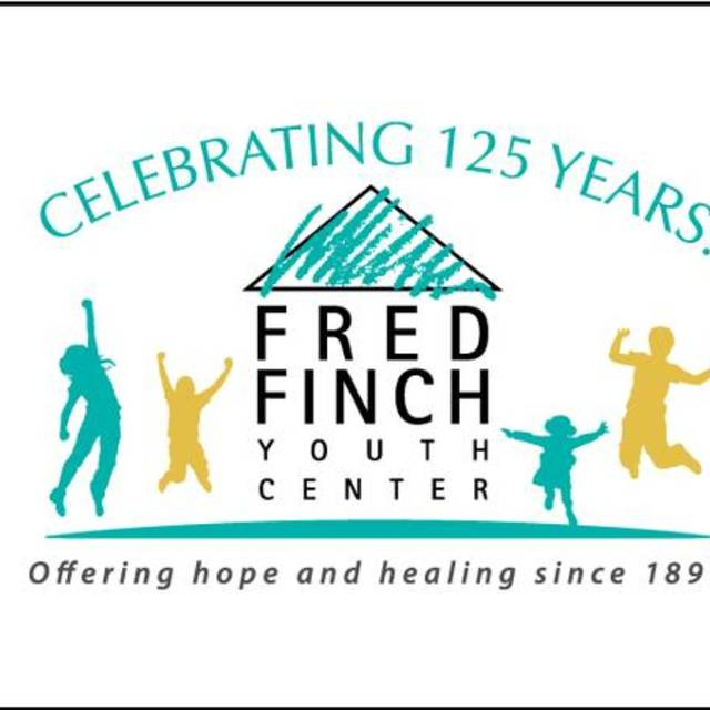 Fred finch Youthhouse, Berkeley, CA logo