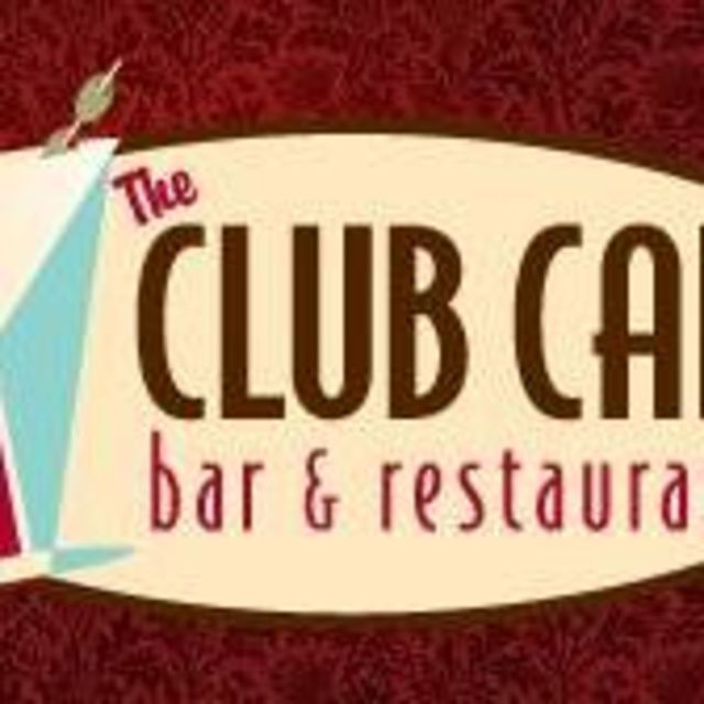 The Club Car, Auburn, CA logo