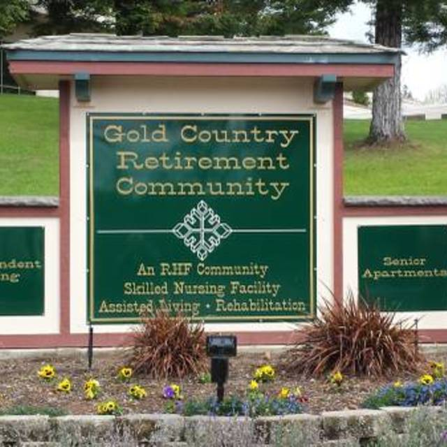 Gold Country Retirement, Placerville, CA logo