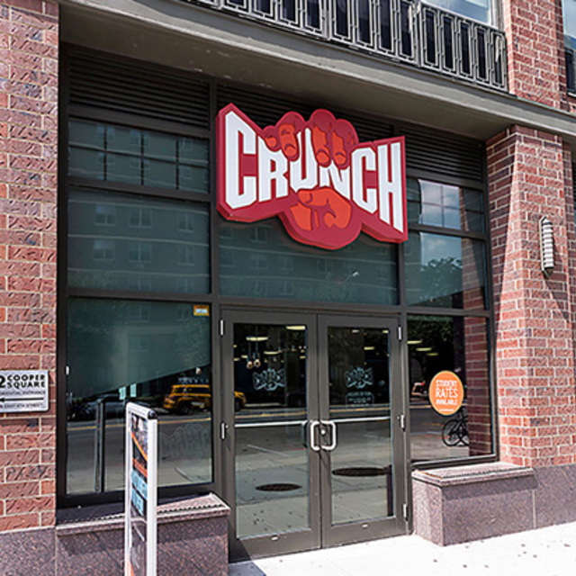 Crunch - Blackhawk, Danville, CA - Localwise business profile picture