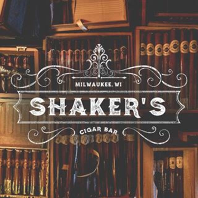 Shaker's Cigar Bar/Hangman Tours Event, Milwaukee, WI logo