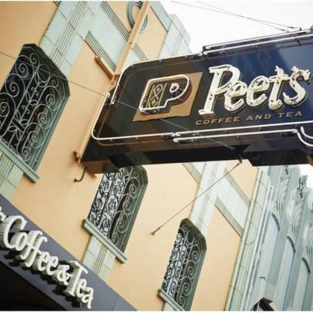 Peet's Coffee, Los Altos, California logo
