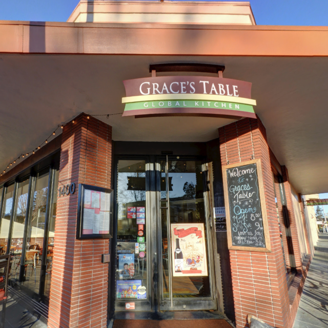 Grace's Table, Napa, CA logo