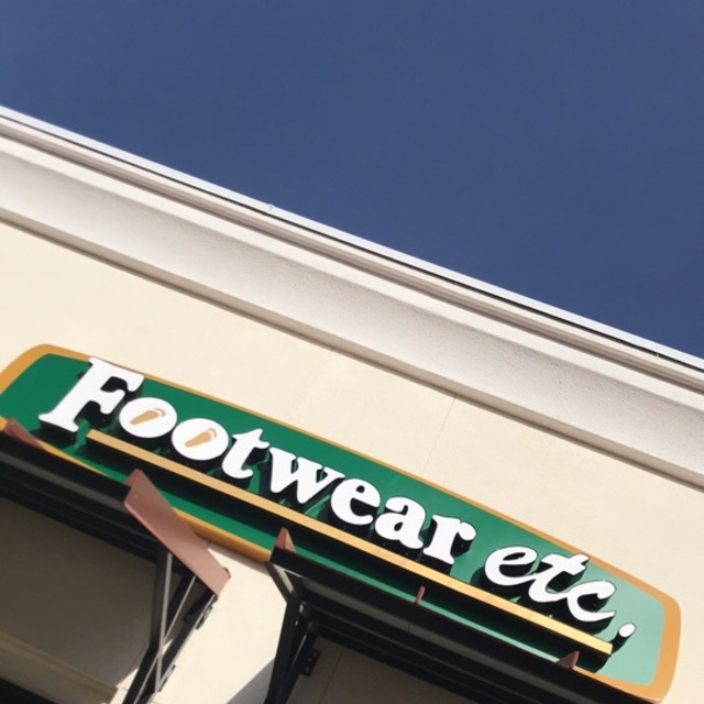 Footwear etc. Clearance Center, Santa Clara, CA logo