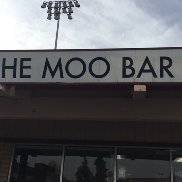 The Moo Bar, Santa Clara, CA logo