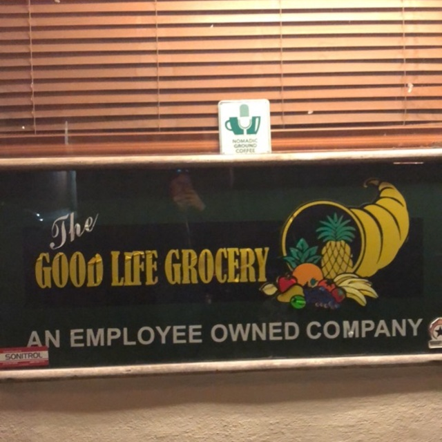 The Good Life Grocery, San Francisco, CA logo