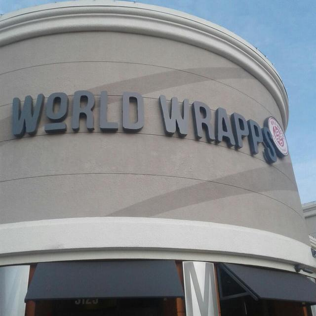 World Wrapps 2.0, Santa Clara, CA logo
