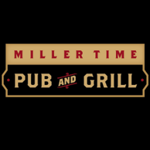 Miller Time Pub & Grill Milwaukee, Milwaukee, WI logo