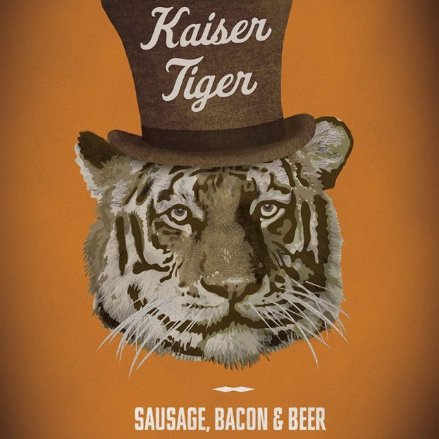 Kaiser Tiger, Chicago, IL logo