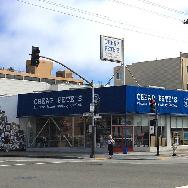 Cheap Pete's Frame Factory Outlet, San Francisco, CA - Localwise business profile picture