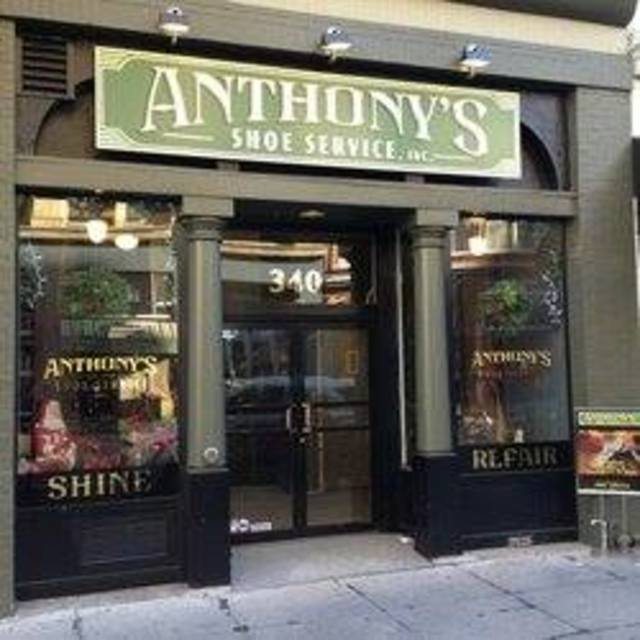 Anthony Shoe Services Inc, San Francisco, CA logo