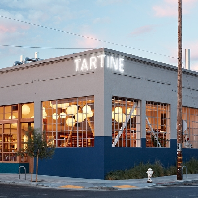 Tartine Manufactory, San Francisco, CA logo