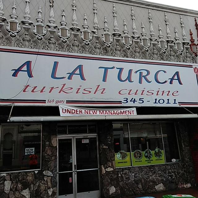 A La Turca Restaurant, San Francisco, CA - Localwise business profile picture