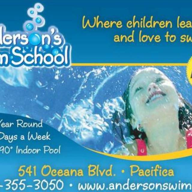Anderson's Swim School, Pacifica, CA - Localwise business profile picture