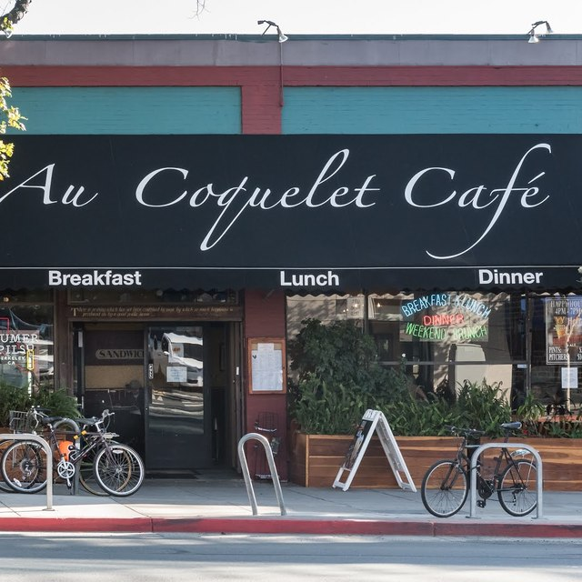 Au Coquelet Cafe, Berkeley, CA - Localwise business profile picture