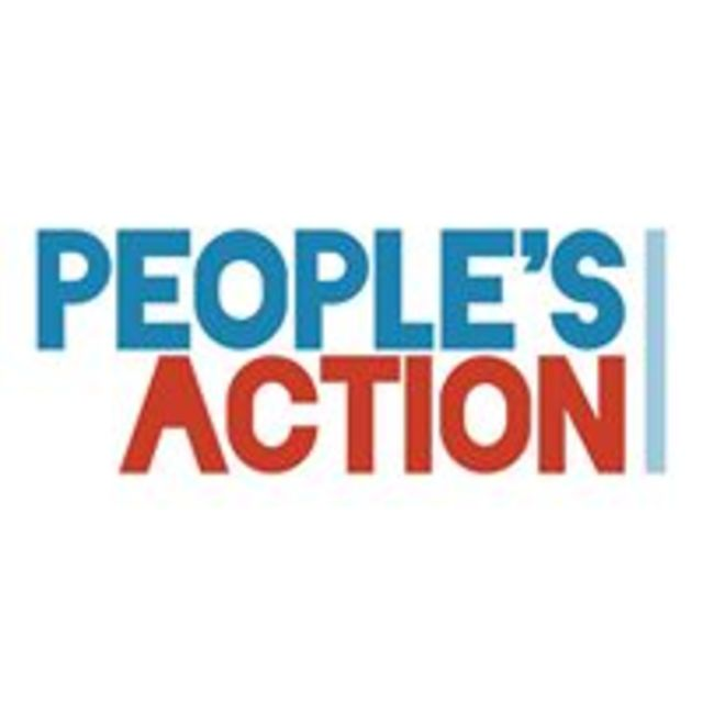People's Action l People's Action Institute, Chicago, IL logo
