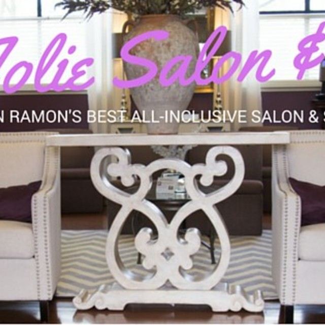 Ma Jolie Salon/Spa/Fitness, San Ramon, CA logo