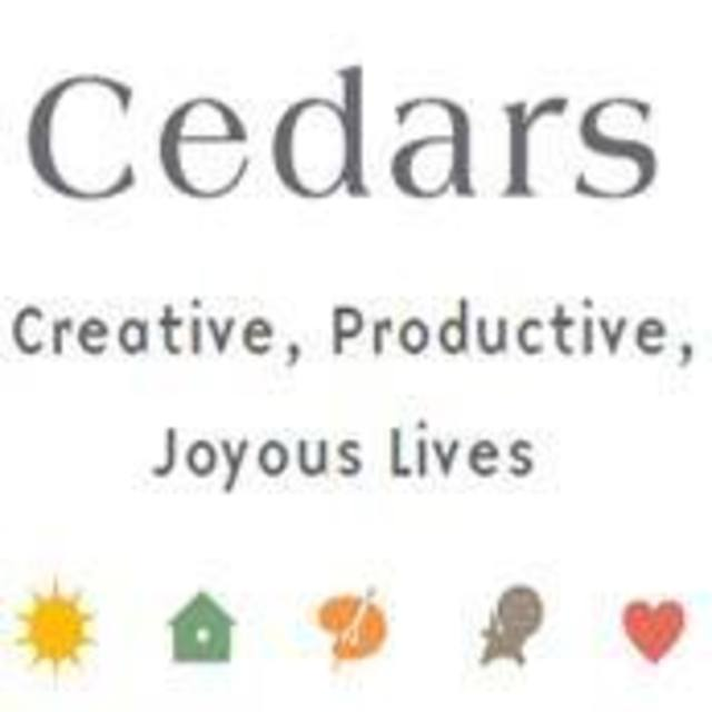 Cedars of Marin, Ross, CA logo