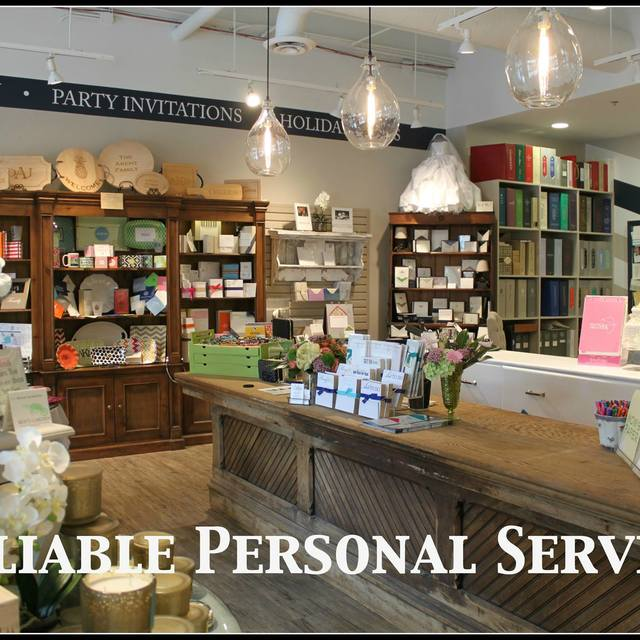 Ashley's Custom Stationery & More, Hinsdale, IL logo