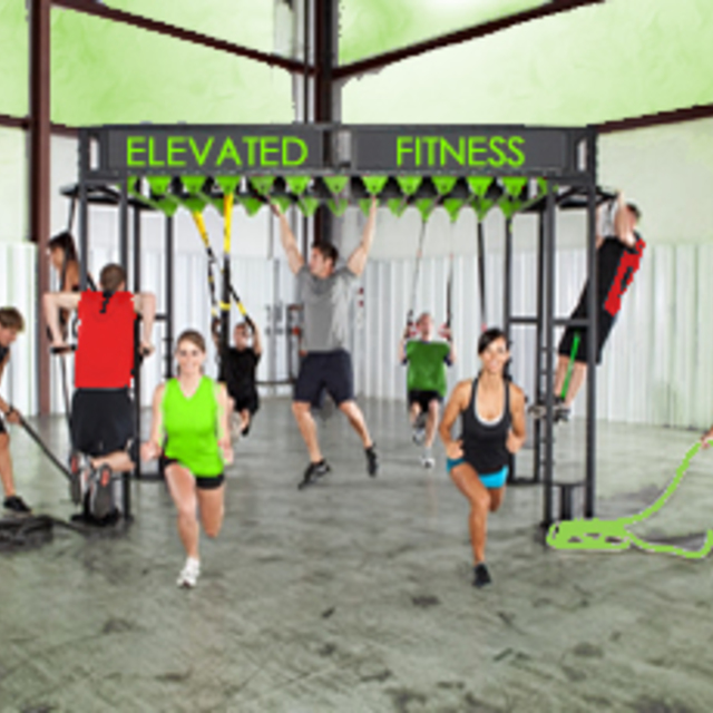 Elevated Fitness, South Lake Tahoe, CA logo