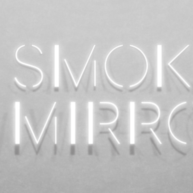 Smoke & Mirror, San Francisco, CA logo